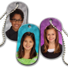 Customize Your Own Personal Picture Dog Tags