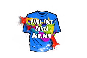 Print your shirts now
